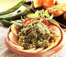 Resep sambal ijo padang