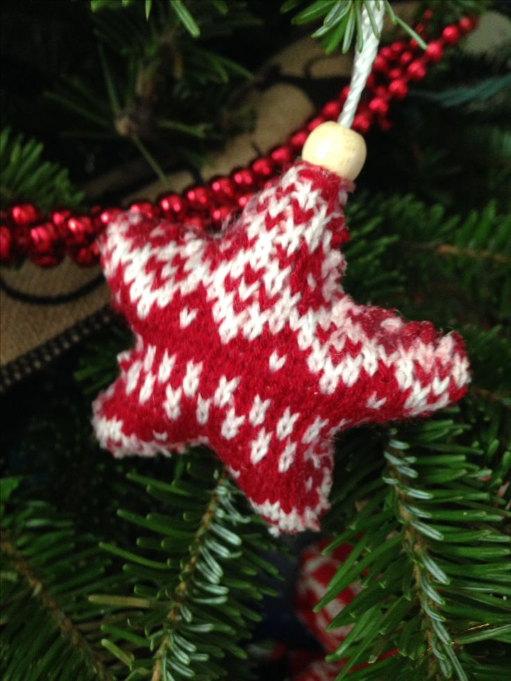 Sweater Stars for Ugly Sweater Party-from Hancock Fabrics after-Christmas sale
