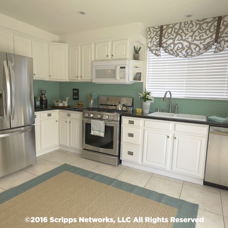 Refresh a Kitchen Without a Major Remodel