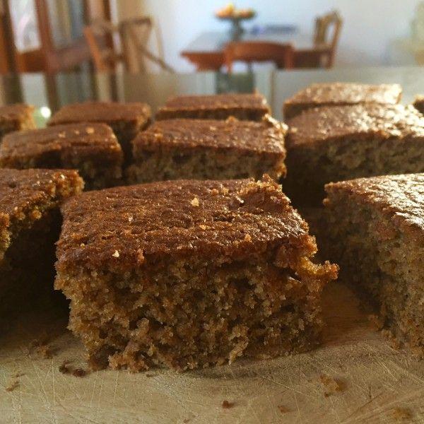 Cardamom Spice Cake