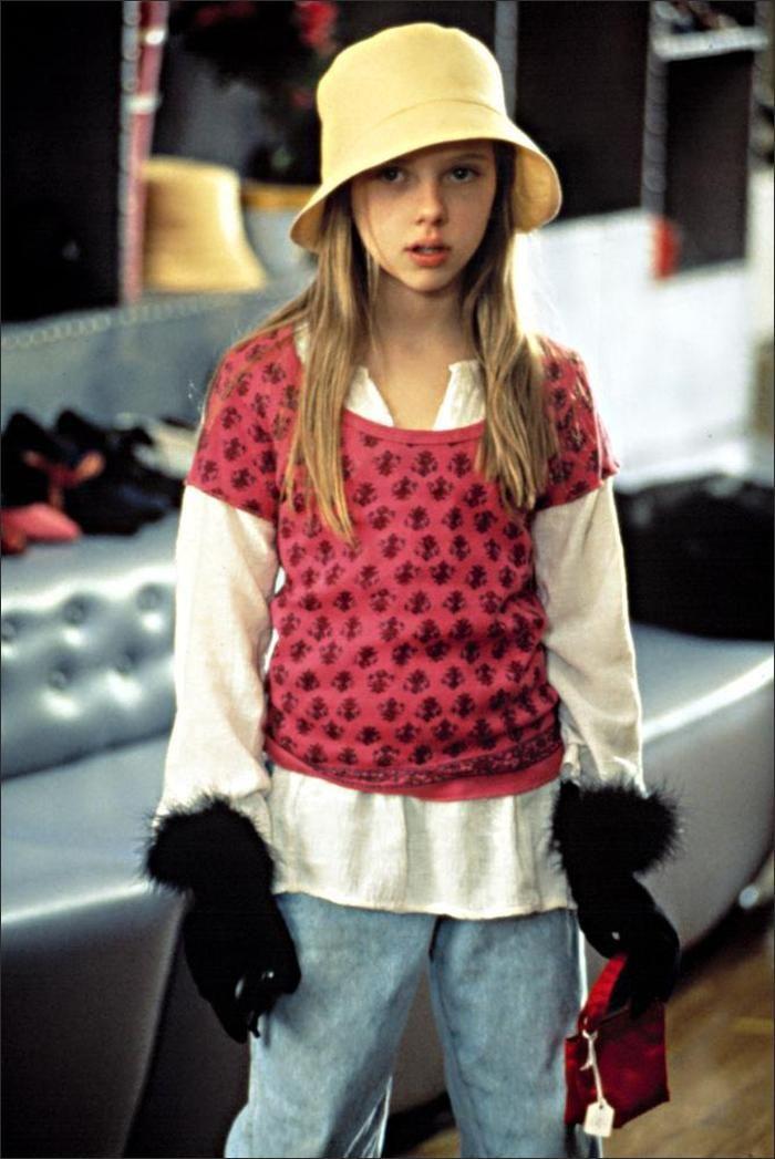 If Lucy Fell (1996) - Scarlett Johansson