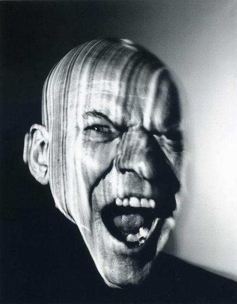 Irving Penn. Anger.