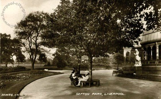 Liverpool, history, liverpool-history-l17-sefton-park-aigburth-1930