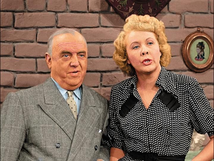 Fred_and_Ethel_Mertz - Sitcoms Online Photo Galleries