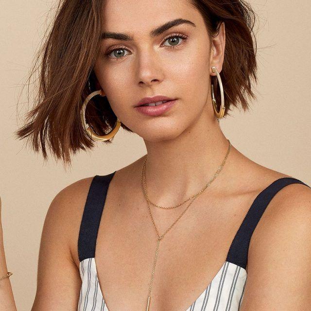 Pixie Cut Earrings