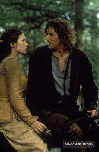 first knight | First Knight publicity still of Richard Gere & Julia Ormond