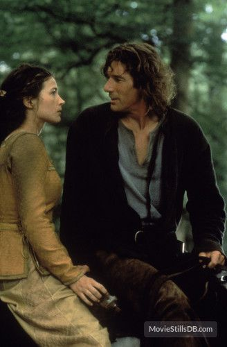 first knight | First Knight publicity still of Richard Gere & Julia Ormond