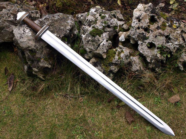 Espada tardoantigua  Migration age sword
