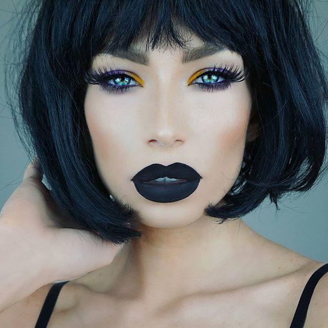 Nikki French makeup ❤️