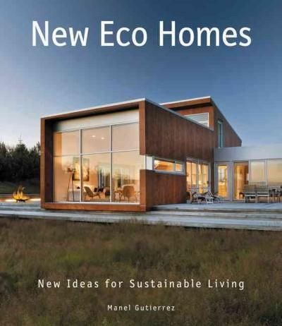 A stunning, full-color showcase of the latest innovations in sustainable architecture and eco-friendly design, featuring thirty-five diverse homes. Todays architects, designers, building craftsman, an