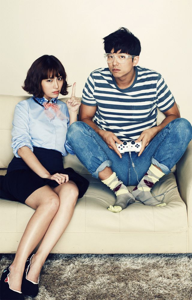 #Minjung Lee / Rhee #이민정 and Gong Yoo  Official Big Couple Shots