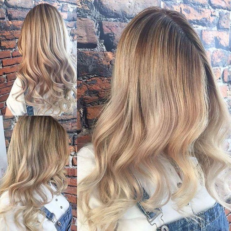 nice Мелирование волос (50 фото) — Модный цвет 2016