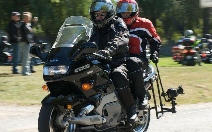 Brian Pitman: Yamaha GTS 1000 - Photo Gallery - Cycle Canada