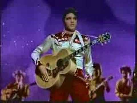 """Elvis Presley - Teddy Bear ♫ (live from the motion picture """"Loving You"""")"""