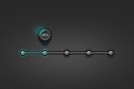 10 Free Progress / Loading Bar PSD Designs to Download
