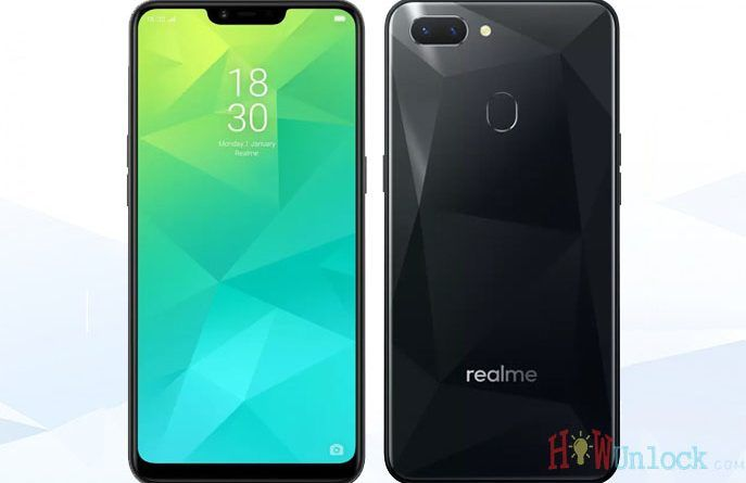 RealMe 2 RMX1805 Firmware feature image | Howunlock com in