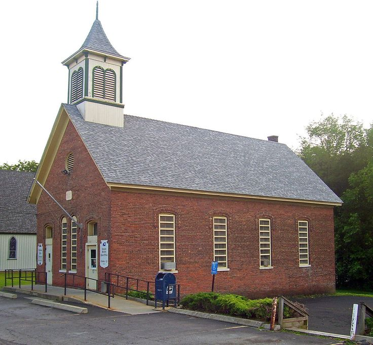 Chelsea Grammar School in Dutchess County, New York.