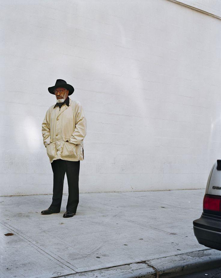 Sonny Rollins by Dana Lixenberg