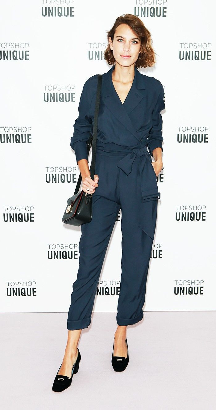 An Alexa Chung Outfit for Every Occasion via Who What Wear