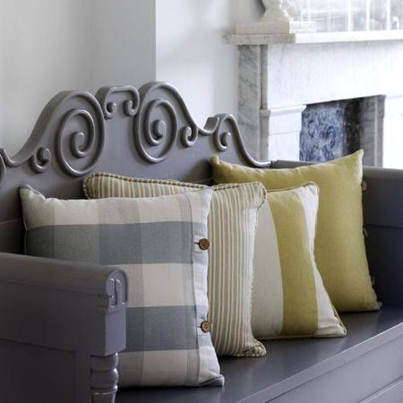 COUNTRY LINENS This beautiful collection of soft, woven linens comprises four simple, yet chic patterns, resulting in a relaxed country style. These multi-purpose fabrics are available in classic neutral shades of Ivory, Linen and Charcoal through to bolder shades of Damson, Citrus and Aqua.