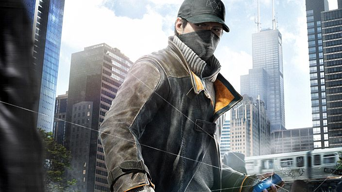 Watch_Dogs - PS4 spil