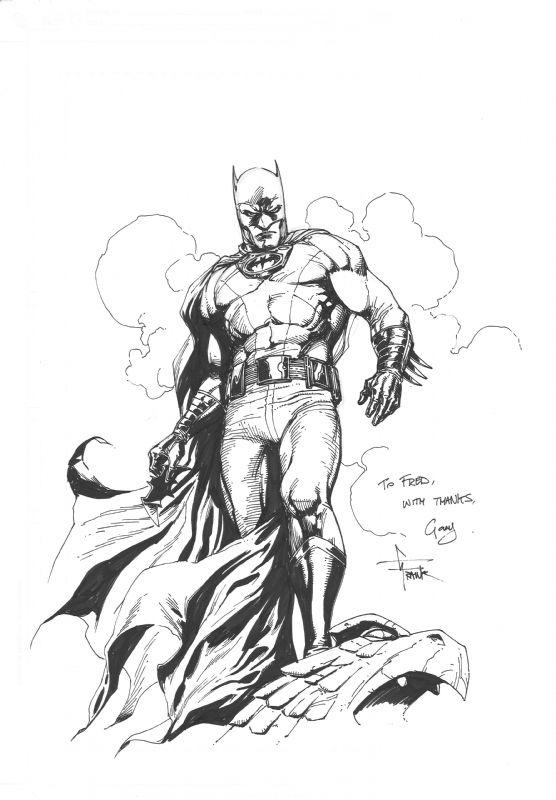 earth one batman pdf