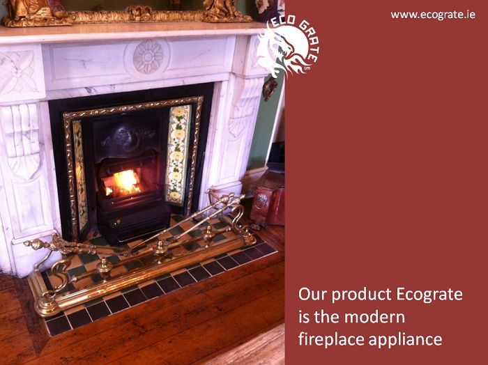 #EcoGrate is known as the most effective #FireplaceAppliance in the #Ireland