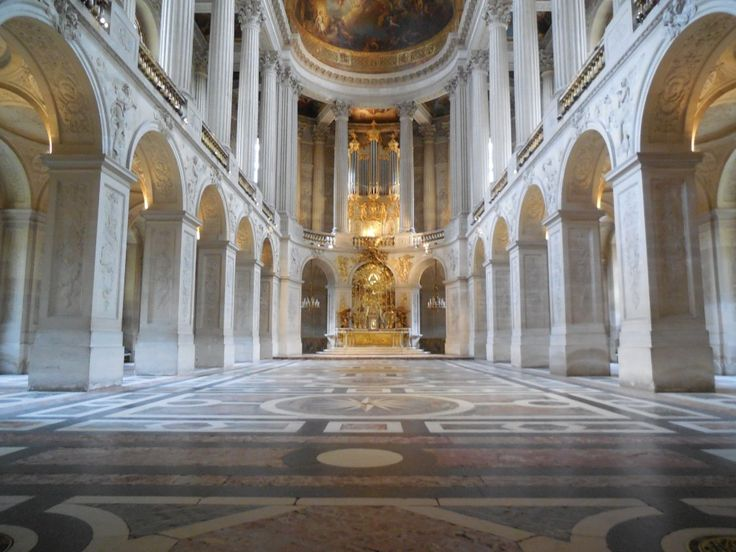 Inside Versailles, the Spectacular Palace |
