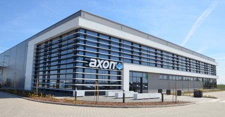 New Axon factory in Hungary 2015