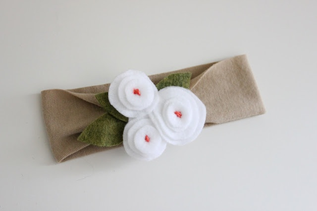 delia creates: Nesting: Scrappy Baby Hair Accessories