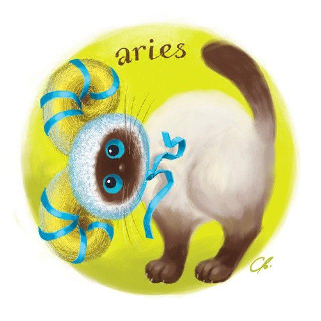 Aries ♥