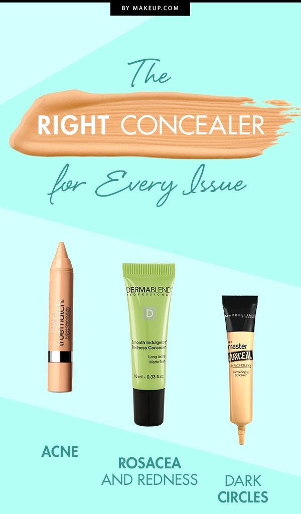 how to find the right concealer