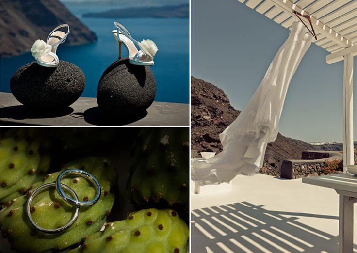 Wedding event in 'Aenaon Villas'
