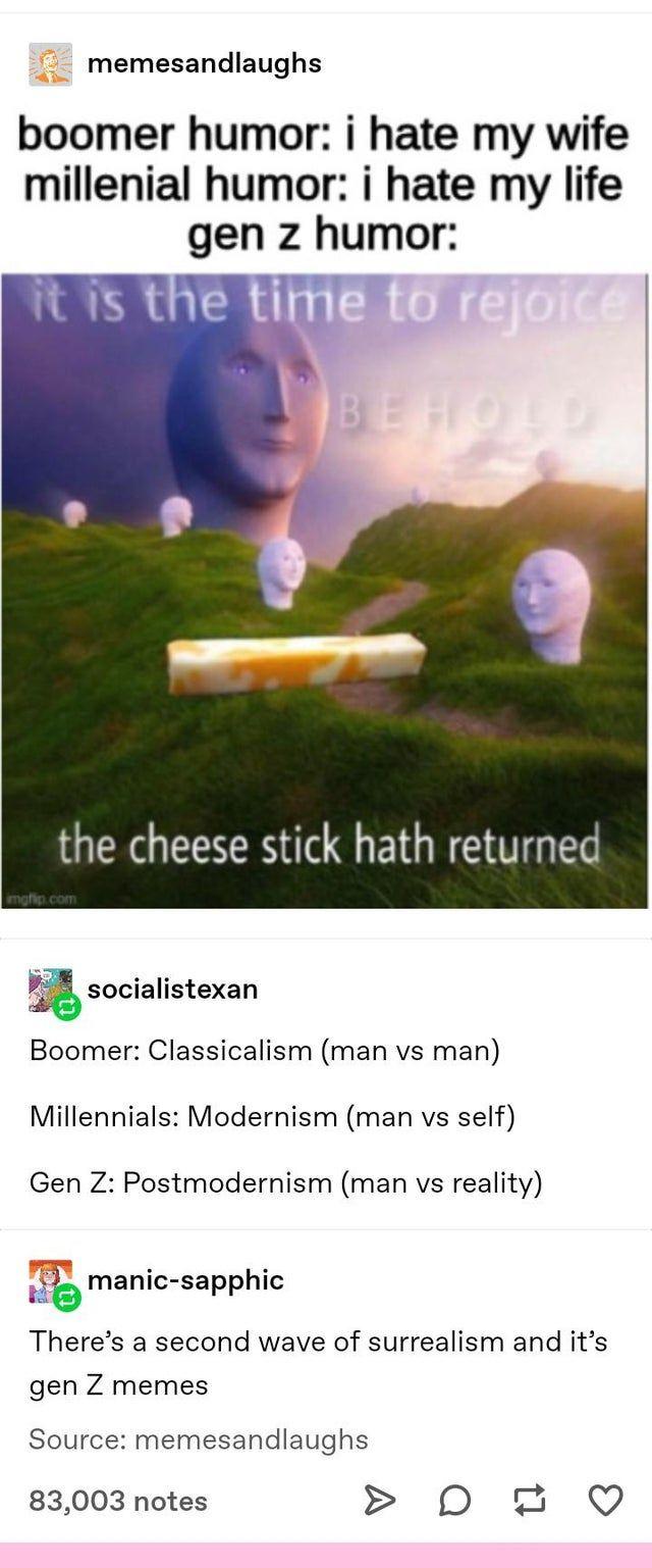 Gen Z Humor Tumblr Really Funny Memes Humor Funny Relatable Memes