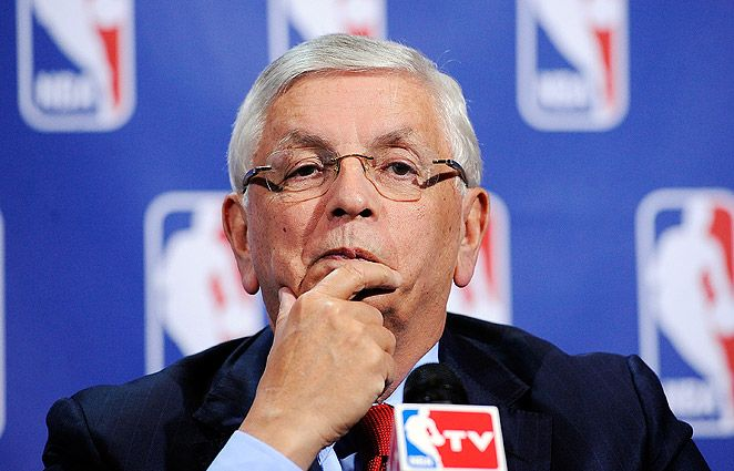Ranking the most powerful people in the NBA