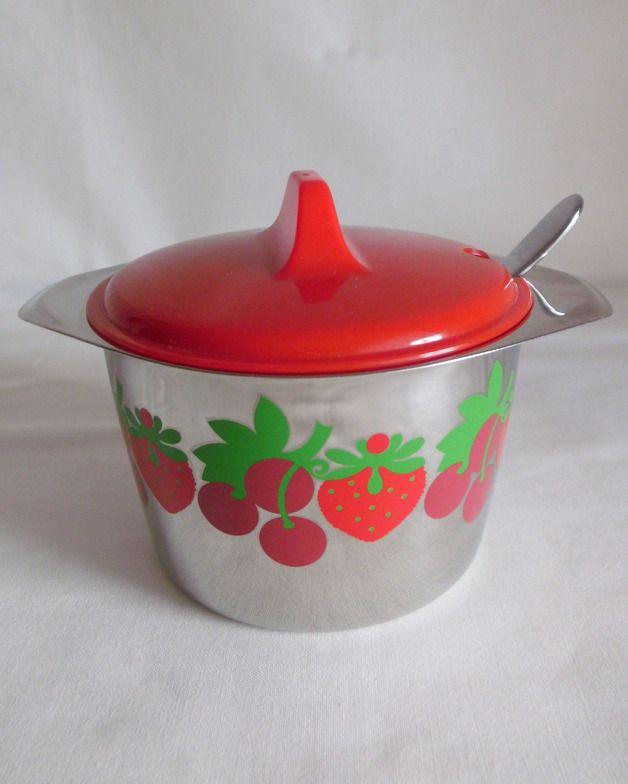 Marmeladen-Töpfchen