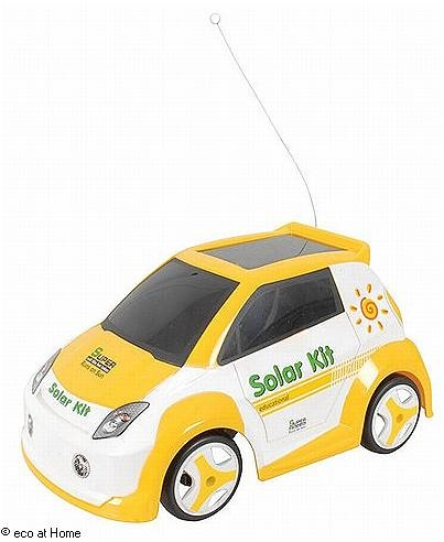 Remote Controlled Solar Car - plus lots more here....