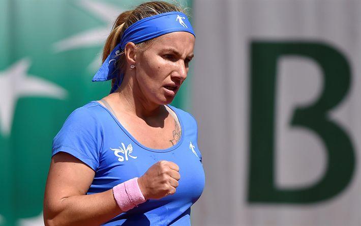 Hämta bilder Svetlana Kuznetsova, tennis, porträtt, WTA, Rysk tennisspelare, Ryssland