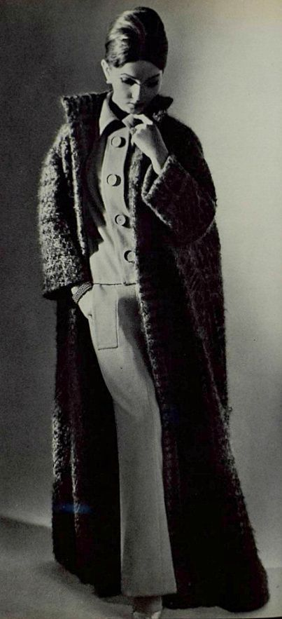 1963-64 - Yves Saint Laurent ensemble