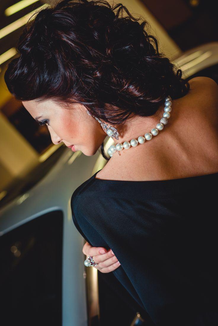 Великолепный жемчуг «южных морей». Король жемчуга и жемчуг королей #cluev #hautejoaillerie #jewelery #PreciousStones #pearls