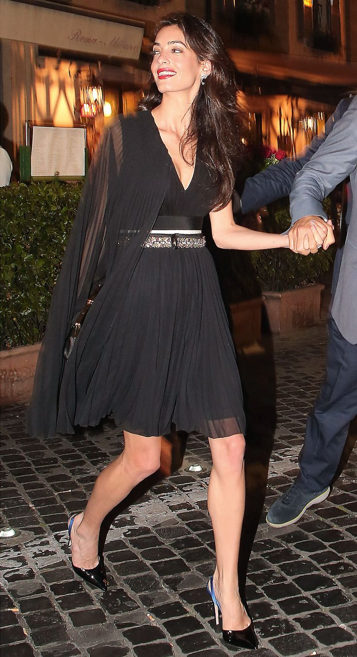 1000 Images About Amal On Pinterest Clooney