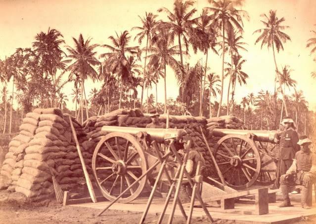 Benteng Belanda di Peunayong