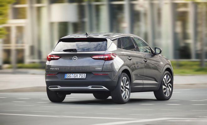 Rezultat Iskanja Slik Za Grandland X Plug In Hybride Opel Diesel Suv Car