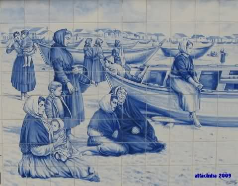 Paineis de Azulejo - Póvoa do Varzim