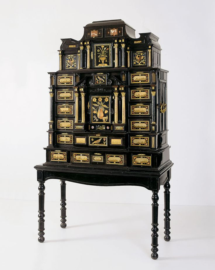 date second half of the 17th cent place of production southern germany augsburg presumably. Black Bedroom Furniture Sets. Home Design Ideas
