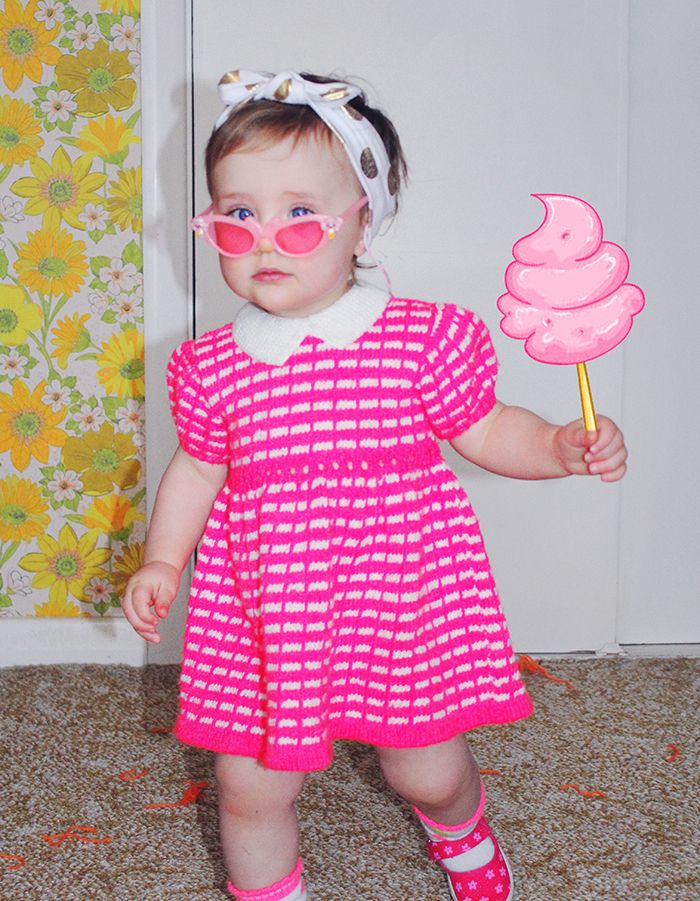 Nova Vogue Collection | 12 -15 Months | Catseyes & Candyfloss #spca #opshop #thrifted #fashion #blogger #babyfashion #vintagebaby #catseyes #candyfloss #retro #vintage #toddler