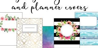 Family Binder Covers – Free Planner Covers & Family Binder Covers
