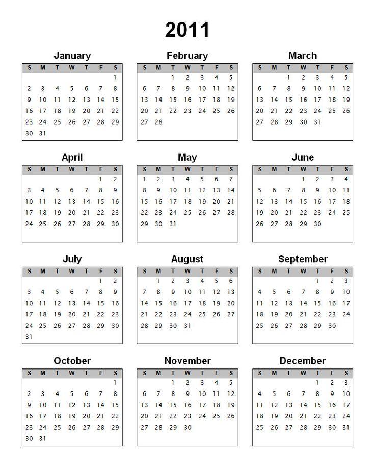 Calendar Printable  Free Large Images      Gangtok