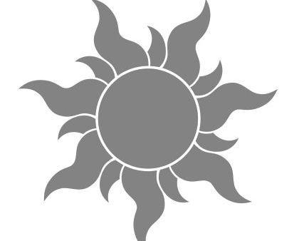 tangled-sun