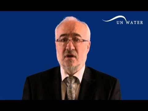 UN-Water Chair Michel Jarraud: Water's role in Post-2015 Development Agenda. New York 18 Feb 2014 - YouTube